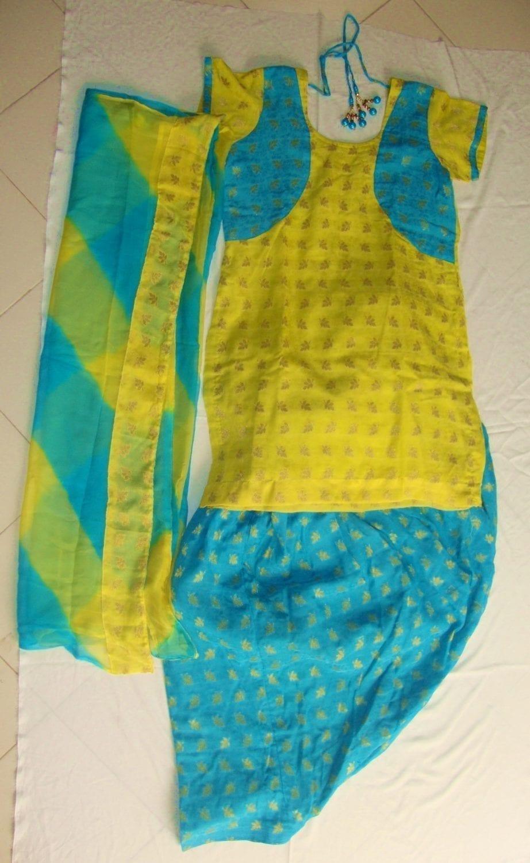 CARRY ON JATTA Full Patiala Salwar Suit - custom stitched 2