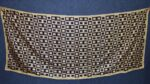 BRIDAL PHULKARI Dupatta M/C Embroidered Party wear FAUX CHINON Chunni D0882