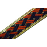 One Inch Wide Designer Kinari Lace Roll of 9 meters LC106