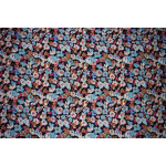 Drapy Printed American Crepe fabric PAC09