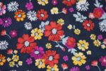 Drapy Printed American Crepe fabric PAC16