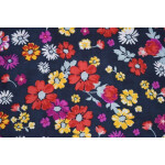 Drapy Printed American Crepe fabric PAC16