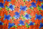 100% PURE Soft COTTON PRINTED fabric PC255