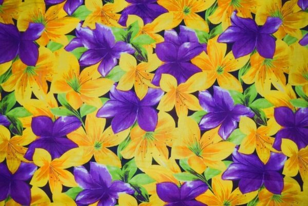 100% PURE Soft COTTON PRINTED fabric (per meter price)  PC264