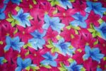 100% PURE Soft COTTON PRINTED fabric PC267