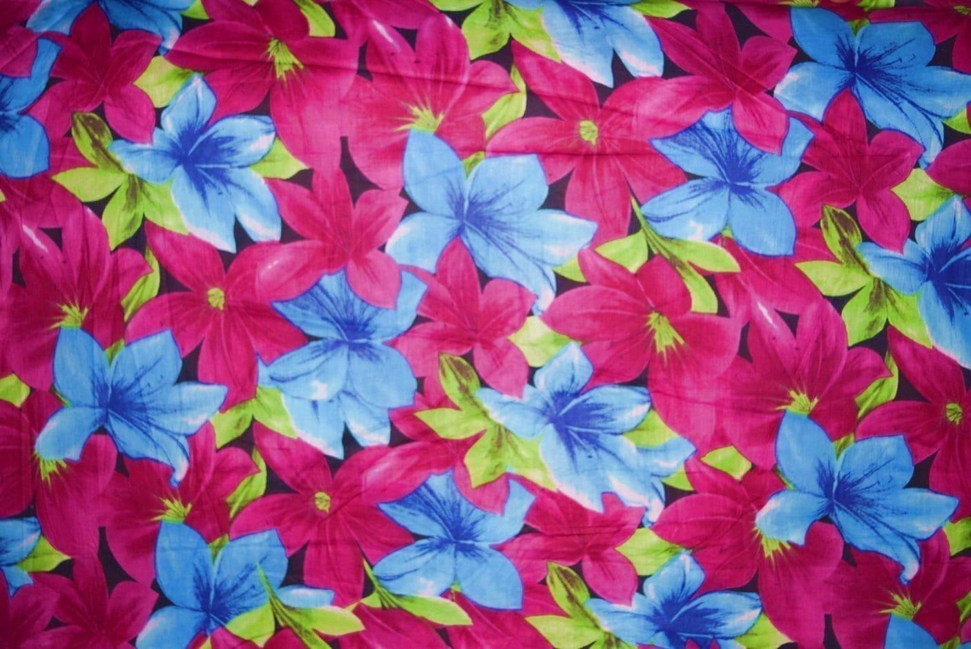 100% PURE Soft COTTON PRINTED fabric PC267 1