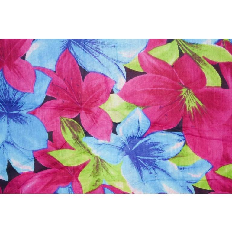 100% PURE Soft COTTON PRINTED fabric (per meter price)  PC267