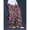 Printed CREPE Custom Stitched 100% Full Patiala Salwar PPS216