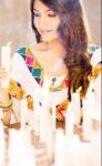 Rab Ne Bana Di Jodi Style Punjabi Dupatta – Semi Chinon Self Print RNBDJ