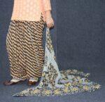 Pure Cotton Printed Patiala Salwar with Print cotton Dupatta PSD212