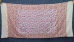 Jaal Embroidered Kashmiri Shawl full Embroidery pure wool Pashmina wrap C0653