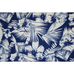 Drapy Printed American Crepe fabric cloth PAC23