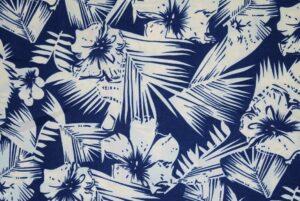 Drapy Printed American Crepe fabric cloth PAC23