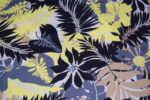 Floral Print Crepe fabric drapy cloth for salwar kameez PAC32