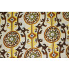 Printed American Crepe fabric drapy cloth for salwar (per meter price) PAC40