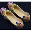 Ghungroo Wali Punjabi Jutti Party wear Belly Mojari Shoes PJ9786