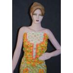 Party Wear Georgette Long Kurti K0388