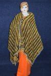 PHULKARI Dupatta Hand Embroidered Party wear Georgette Chunni D0907