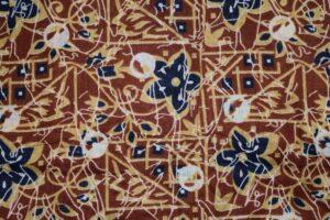 100% PURE Soft COTTON PRINTED fabric PC290