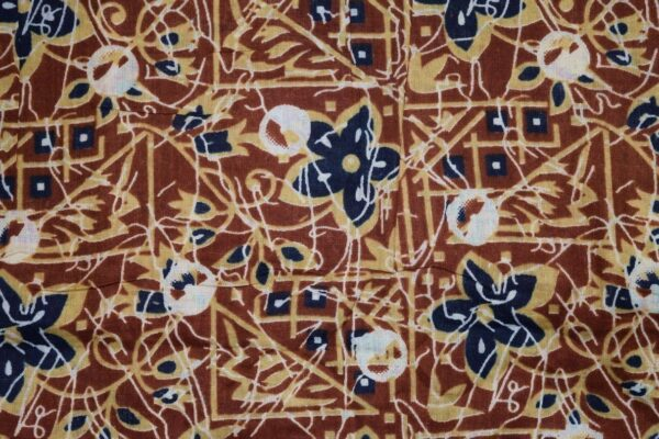 100% PURE Soft COTTON PRINTED fabric (per meter price)  PC290