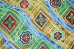 100% PURE Soft COTTON PRINTED fabric PC291