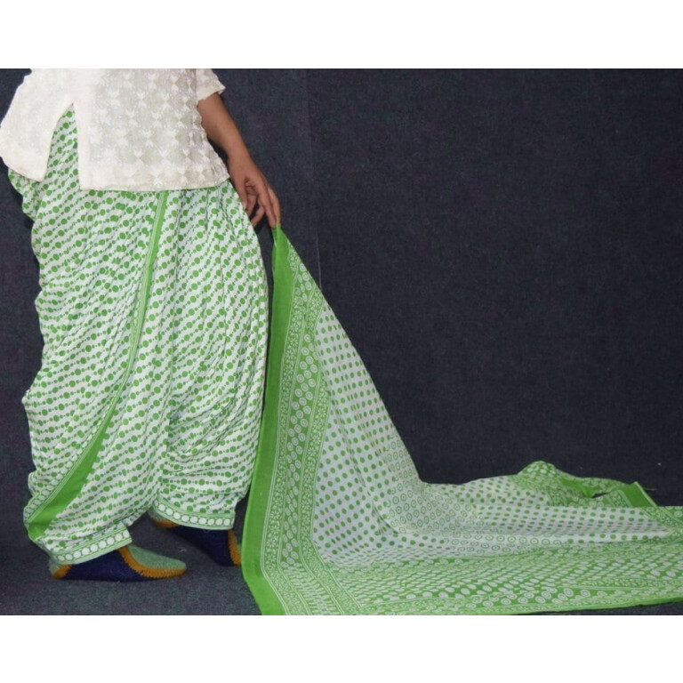 Pure Cotton Printed Patiala Salwar with Print cotton Dupatta PSD230