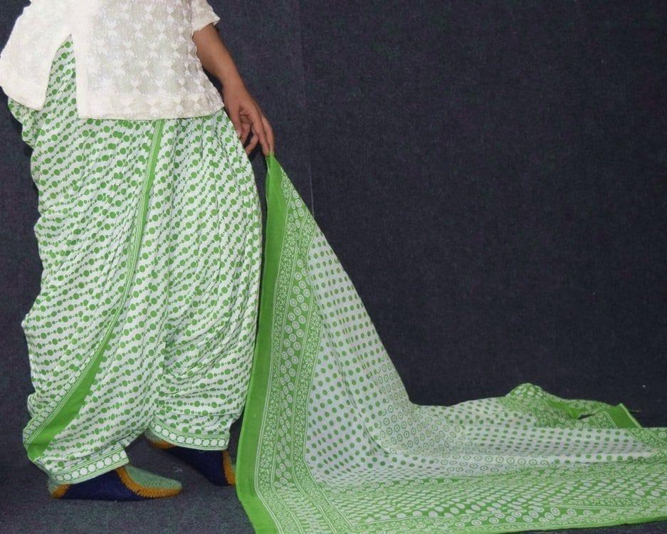 Pure Cotton Printed Patiala Salwar with Print cotton Dupatta PSD230 2
