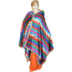 100% Embroidered Heavy Phulkari Bagh Dupatta D0910