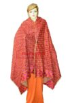 Phulkari Bagh Hand Embroidered Party Wear Cotton Dupatta D0921