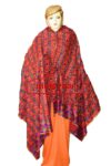 Phulkari Bagh Hand Embroidered Party Wear Cotton Dupatta D0923