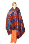 Phulkari Bagh Hand Embroidered Party Wear Cotton Dupatta D0924