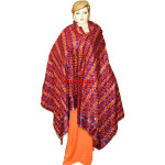 Phulkari Bagh Hand Embroidered Party Wear Cotton Dupatta D0925