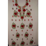Embroidered Georgette Long Kurti K0399