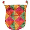 Shagun Thaili Pouch / Shagan Thaila for Punjabi Wedding - Phulkari Embroidered Bag