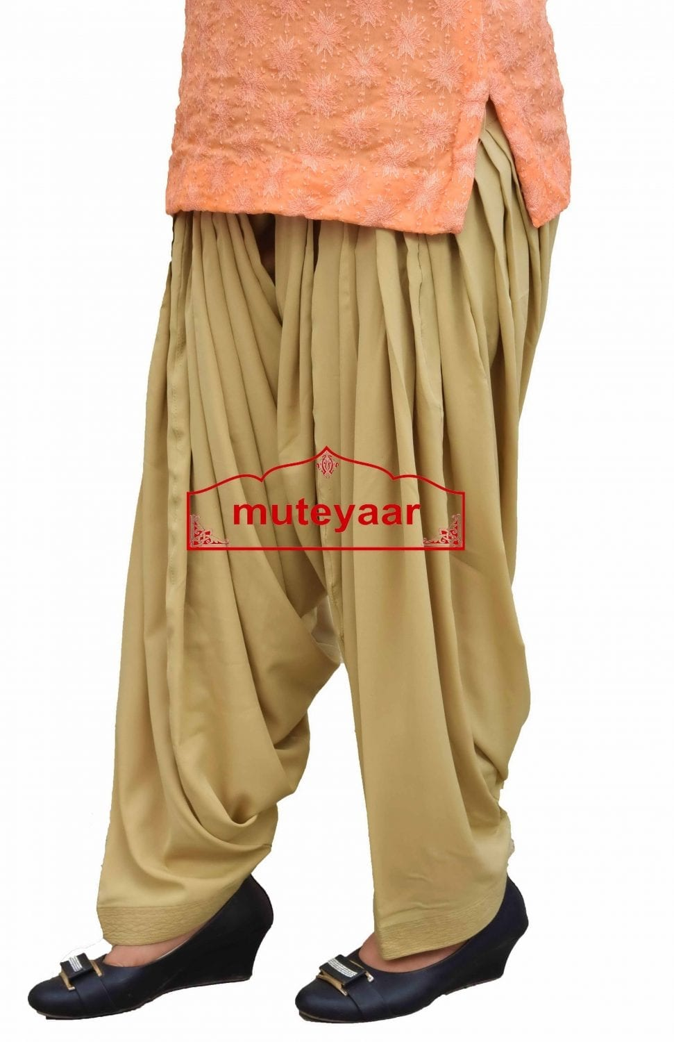 3 METER CREPE Salwar Bottom - All colours & Sizes Available 2