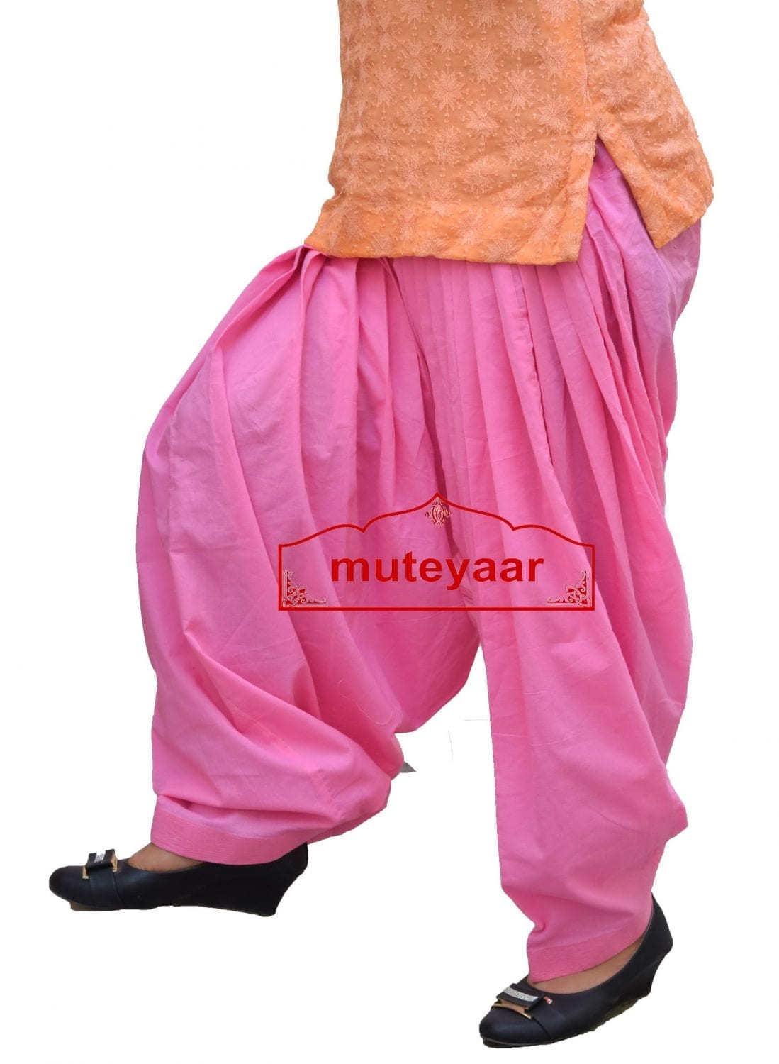3 METER Cotton Salwar Pants - All colours & Sizes Available 2