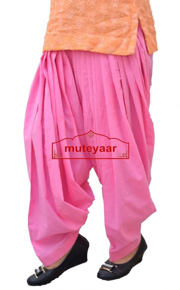 3 METER Cotton Salwar Pants - All colours & Sizes Available