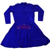 Blue Sikh Bana Chola for Nihang Singh - All sizes available Custom Stitching
