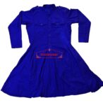 Blue Sikh Bana Chola for Nihang Singh – All sizes available Custom Stitching