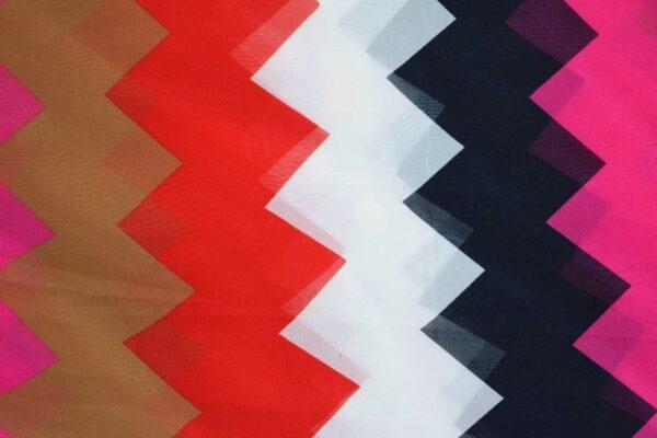 GEORGETTE PRINTED fabric for Kurti, Saree, Salwar, Dupatta (per meter price)  GF059