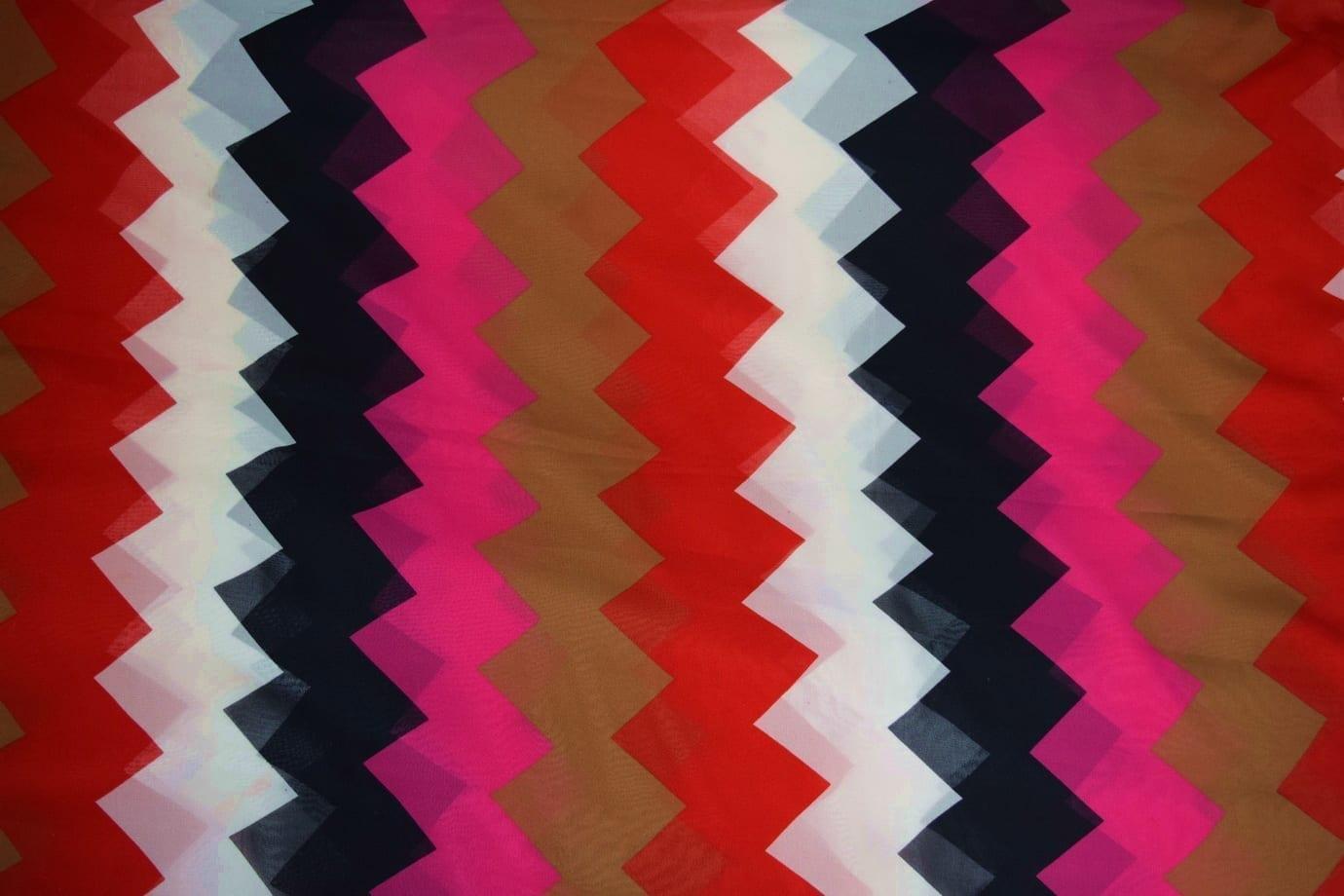 GEORGETTE PRINTED fabric for Kurti, Saree, Salwar, Dupatta GF059