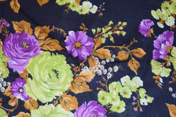 100% PURE Soft COTTON PRINTED FABRIC (per meter price)  PC292