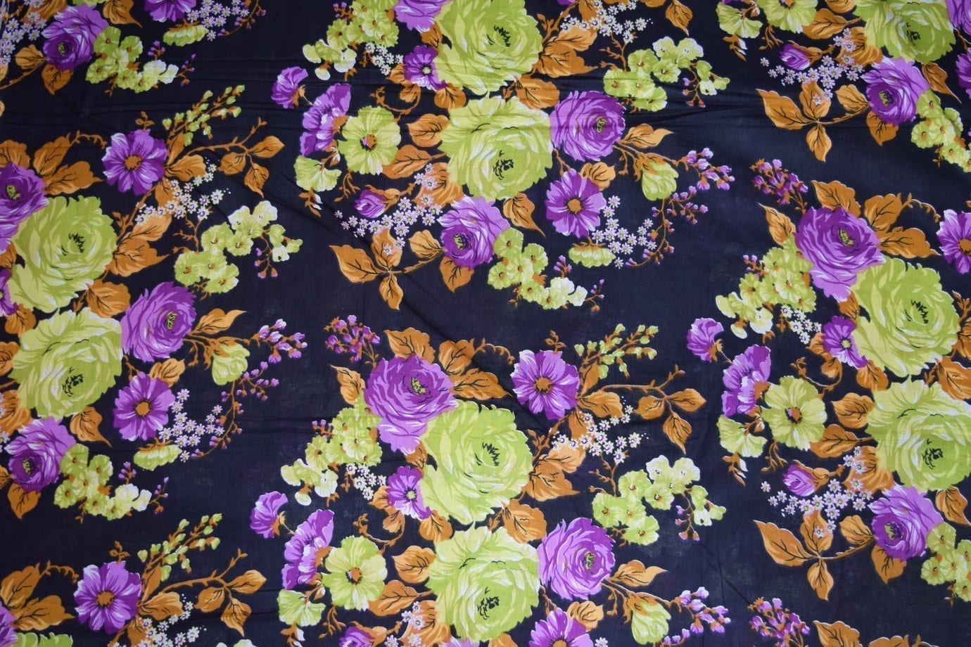 100% PURE Soft COTTON PRINTED FABRIC PC292 2