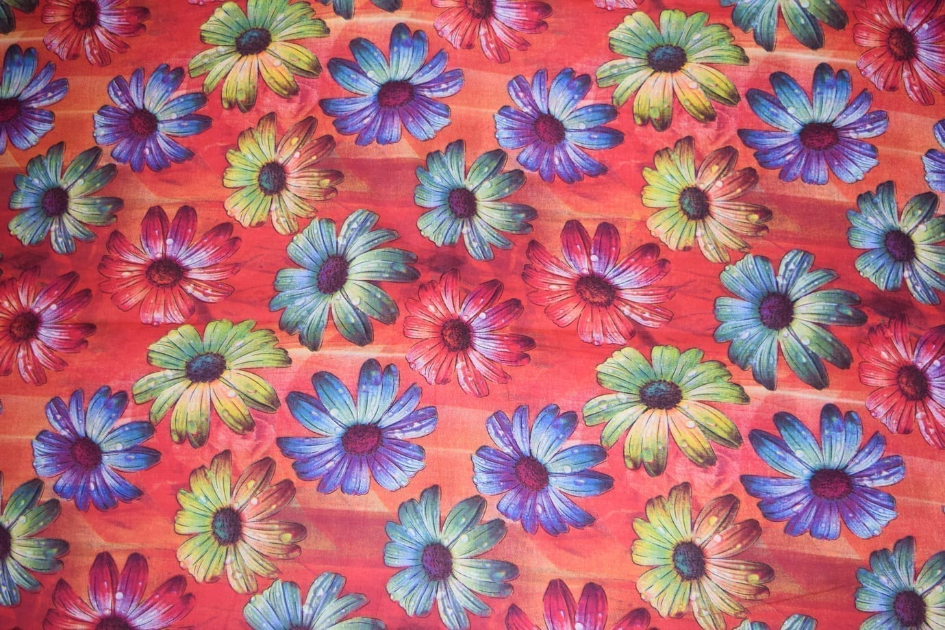 100% PURE Soft COTTON PRINTED FABRIC PC305 2
