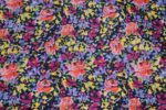 100% PURE Soft COTTON PRINTED FABRIC PC306