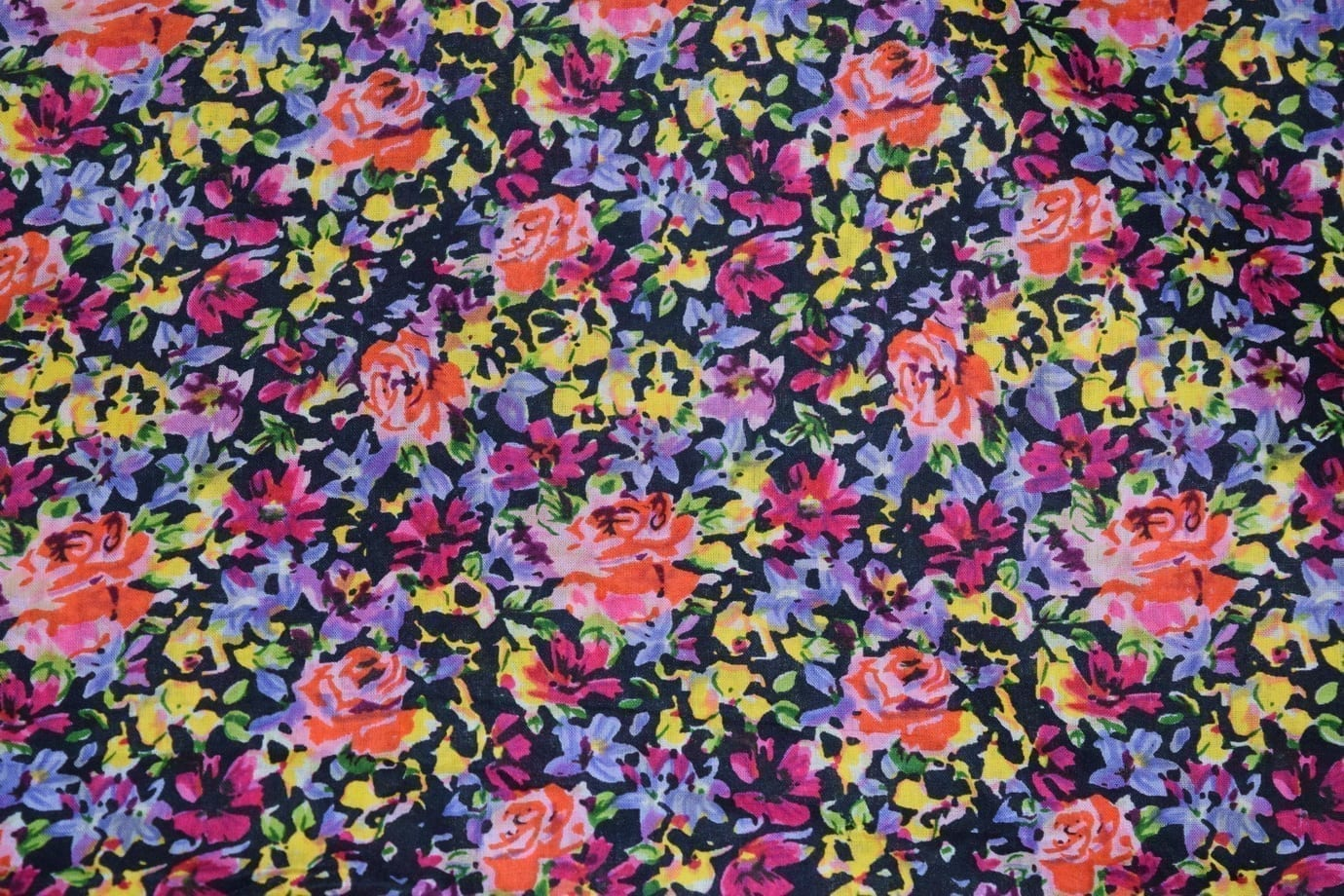 100% PURE Soft COTTON PRINTED FABRIC PC306 1