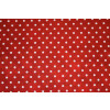 Small Polka Dots Red COTTON PRINTED FABRIC (per meter price) PC307