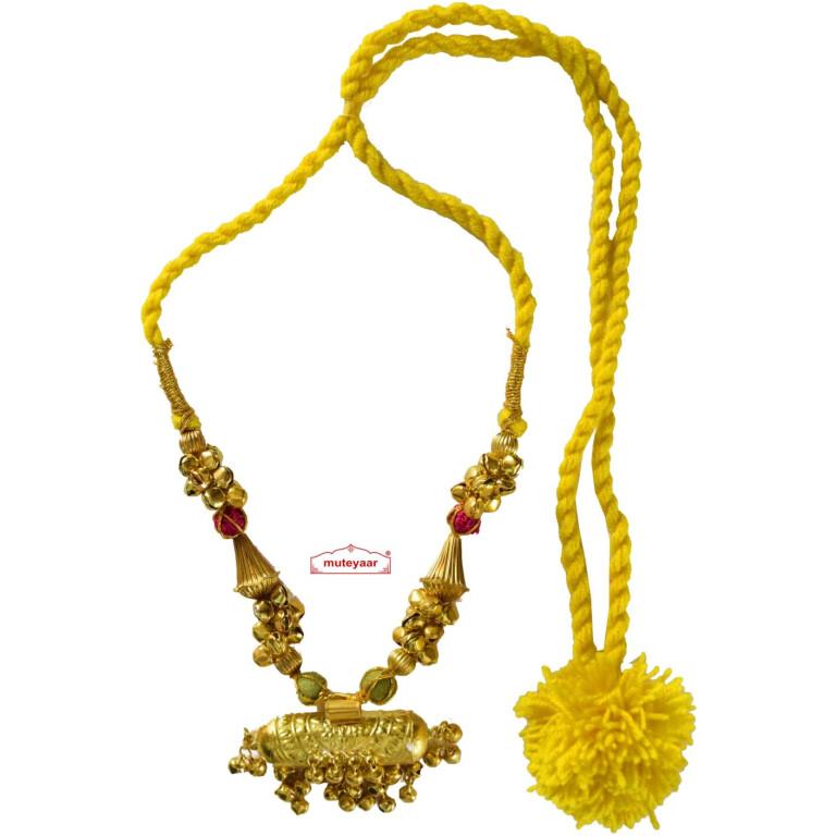 Big Jugni Giddha Jewellery Necklace