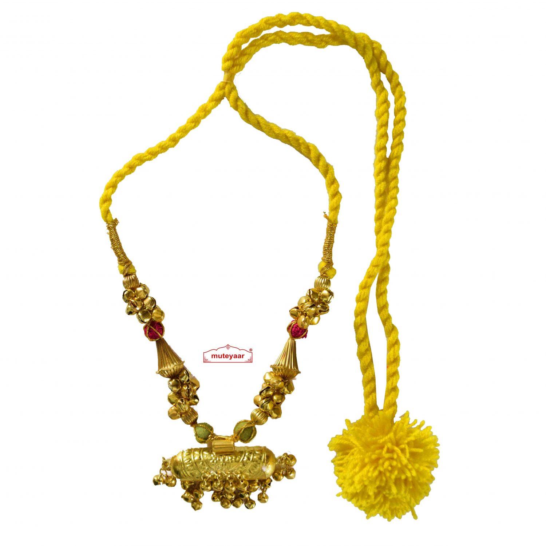 Big Jugni Giddha Jewellery Necklace 1