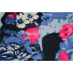 Multicolour Stretchable Spandex Hosiery fabric Width 65 Inches HF009
